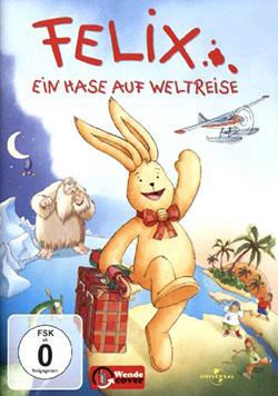 Felix - Ein Hase auf Weltreise - Ein Unterrichtsmedium auf DVD