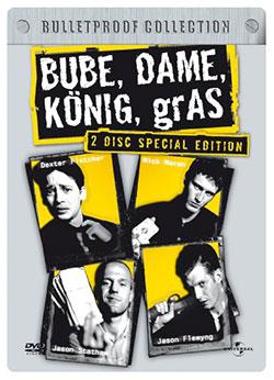 Bube, Dame, König, Gras - Steelb. - Ein Unterrichtsmedium auf DVD