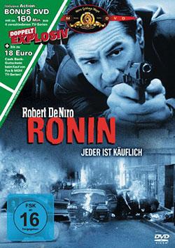 Ronin (inkl. Action-Bonus DVD mit 4 verschiedenen TV-Episoden) - Ein Unterrichtsmedium auf DVD