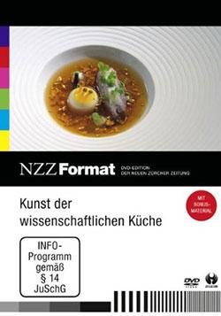 Kunst der wissenschaftlichen Küche - Ein Unterrichtsmedium auf DVD