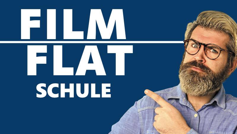 Film Flat Schule
