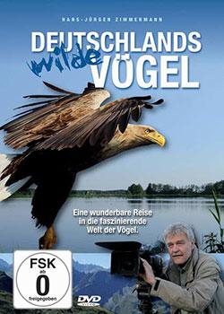 Deutschlands wilde Vögel - Ein Unterrichtsmedium auf DVD