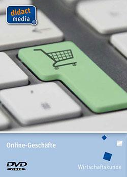 Online-Geschäfte - Ein Unterrichtsmedium auf DVD