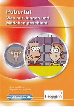 Pubertät (Fassung 2013) - Ein Unterrichtsmedium auf DVD
