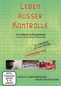 Leben ausser Kontrolle - Von Genfood und Designerbabies - Ein Unterrichtsmedium auf DVD