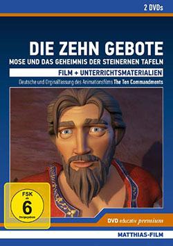 Die Zehn Gebote - Ein Unterrichtsmedium auf DVD