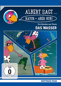 Drei Episoden zum Thema 'Das Wasser' - Ein Unterrichtsmedium auf DVD