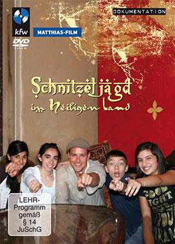 Schnitzeljagd im Heiligen Land - Ein Unterrichtsmedium auf DVD