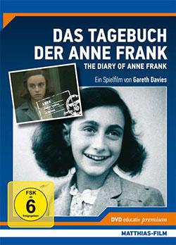 Das Tagebuch der Anne Frank - Ein Unterrichtsmedium auf DVD
