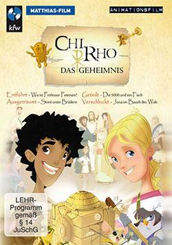 Chi Rho - Das Geheimnis - Ein Unterrichtsmedium auf DVD