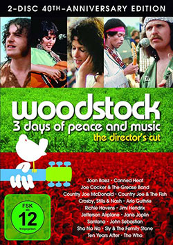 Woodstock: 3 Days Of Peace and Music (The Director's Cut) - Ein Unterrichtsmedium auf DVD