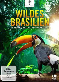 Wildes Brasilien - Ein Unterrichtsmedium auf DVD