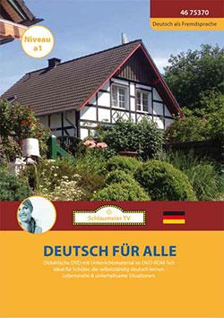 Deutsch für alle - Ein Unterrichtsmedium auf DVD