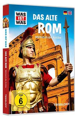 Was ist Was - Das alte Rom - Ein Unterrichtsmedium auf DVD