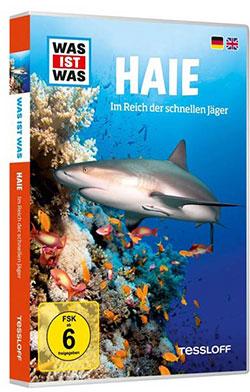 Was ist Was - Haie - Ein Unterrichtsmedium auf DVD