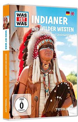 Was ist Was - Indianer und Wilder Westen - Ein Unterrichtsmedium auf DVD