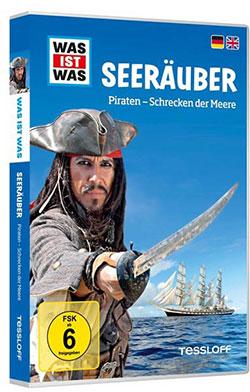 Was ist Was - Seeräuber - Ein Unterrichtsmedium auf DVD