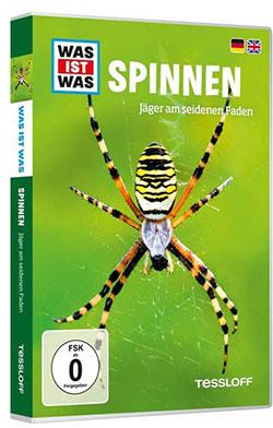 Was ist Was - Spinnen - Ein Unterrichtsmedium auf DVD