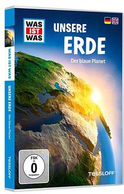 Was ist Was - Unsere Erde - Ein Unterrichtsmedium auf DVD