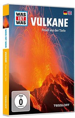 Was ist Was - Vulkane - Ein Unterrichtsmedium auf DVD