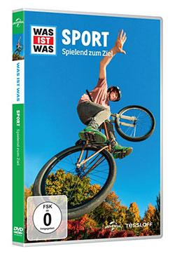 Was ist Was - Sport - Ein Unterrichtsmedium auf DVD