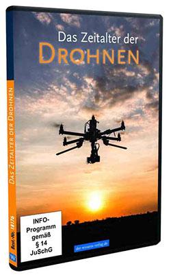 Das Zeitalter der Drohnen - Ein Unterrichtsmedium auf DVD