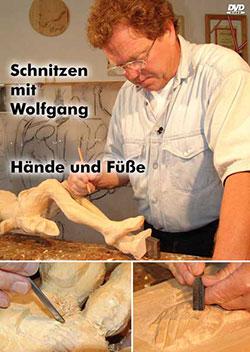 Schnitzen mit Wolfgang - Ein Unterrichtsmedium auf DVD
