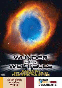 Wunder des Weltalls 2 - Ein Unterrichtsmedium auf DVD