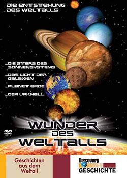 Wunder des Weltalls 4 - Ein Unterrichtsmedium auf DVD