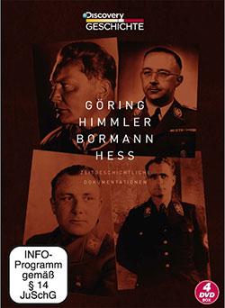 Göring, Himmler, Bormann, Hess - Ein Unterrichtsmedium auf DVD