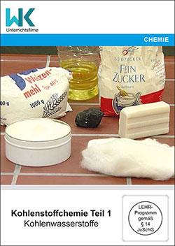 Kohlenstoffchemie Teil 1 - Ein Unterrichtsmedium auf DVD