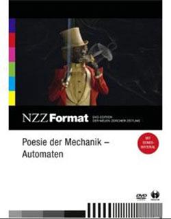 Poesie der Mechanik - Automaten - Ein Unterrichtsmedium auf DVD