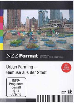 Urban Farming - Gemüse aus der Stadt - Ein Unterrichtsmedium auf DVD