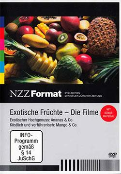 Exotische Früchte - Die Filme - Ein Unterrichtsmedium auf DVD