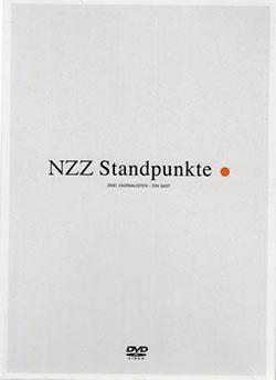 NZZ Standpunkte - Die Schweiz und ihre Schriftsteller [5 DVDs] - Ein Unterrichtsmedium auf DVD