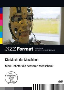 Die Macht der Maschinen - Sind Roboter die besseren Menschen? - Ein Unterrichtsmedium auf DVD