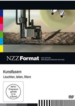 Kunstfasern - leuchten, leiten, filtern - Ein Unterrichtsmedium auf DVD