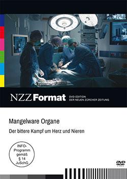 Mangelware Organe - Der bittere Kampf um Herz und Nieren - Ein Unterrichtsmedium auf DVD