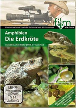 Die Erdkröte - Ein Unterrichtsmedium auf DVD