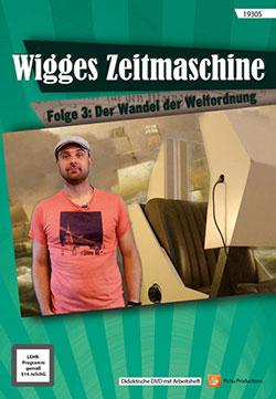 Wigges Zeitmaschine - Ein Unterrichtsmedium auf DVD