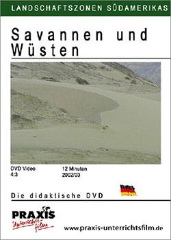 Savannen und Wüsten - Ein Unterrichtsmedium auf DVD