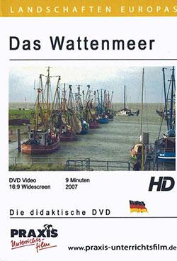 Das Wattenmeer - Ein Unterrichtsmedium auf DVD