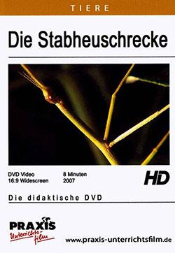 Die Stabheuschrecke - Ein Unterrichtsmedium auf DVD