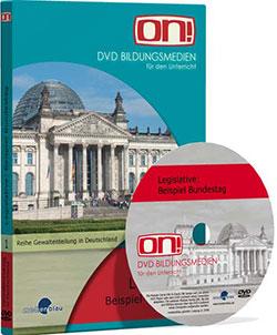 Legislative: Beispiel Bundestag - Ein Unterrichtsmedium auf DVD