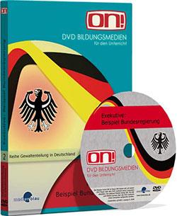 Exekutive: Beispiel Bundesregierung - Ein Unterrichtsmedium auf DVD