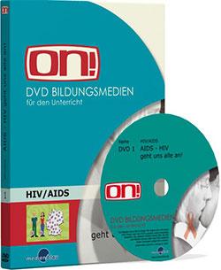 AIDS - HIV geht uns alle an - Ein Unterrichtsmedium auf DVD