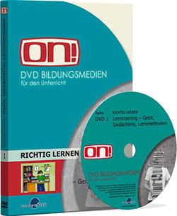 Lerntraining - Geist, Gedächtnis, Lernmethoden - Ein Unterrichtsmedium auf DVD
