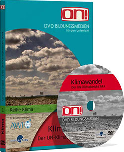 Klimawandel - Der UN-Klimabericht AR4 - Ein Unterrichtsmedium auf DVD