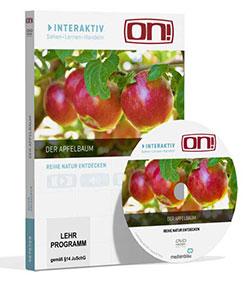 Interaktives Medienpaket: Der Apfelbaum - Ein Unterrichtsmedium auf DVD