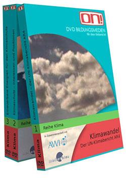 Reihe: Klima [3 DVDs] - Ein Unterrichtsmedium auf DVD